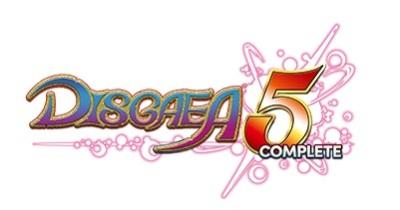 disgaea-5-complete-logo
