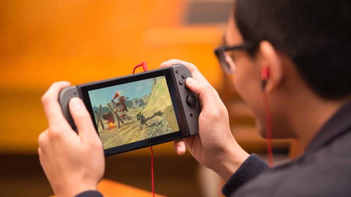 Se confirma que el Nintendo Switch no tendrá soporte a headsets bluetooth