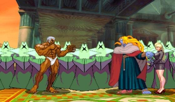Street Fighter III - Kolin