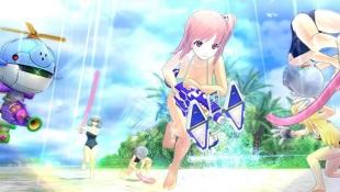 Senran Kagura Peach Beach Splash - Honoka screenshot (1)