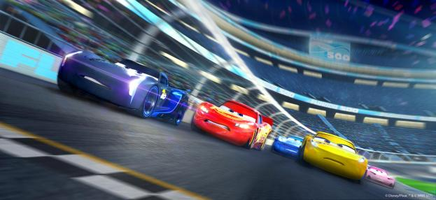 Cars 3 Driven to Win - Screenshot (3)