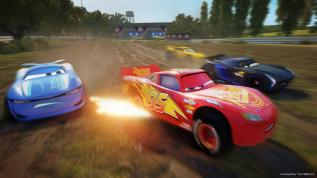 Cars 3 Driven to Win - Screenshot (4)