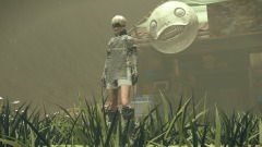 Nier Automata DLC - 9S Young Man_s Outfit (2)