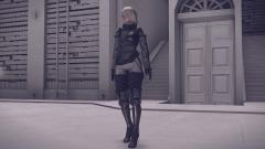 Nier Automata DLC - A2 Destroyer Outfit (2)