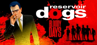 Reservoir Dogs Bloody Days - Logo