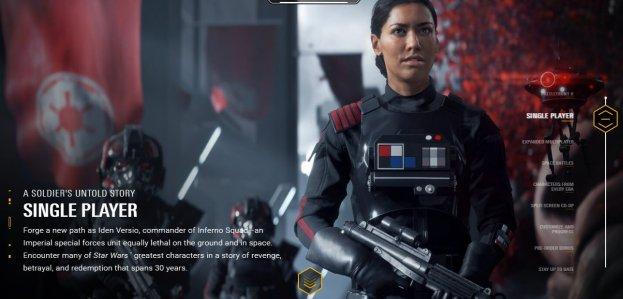 Star Wars Battlefront II - Características (1)