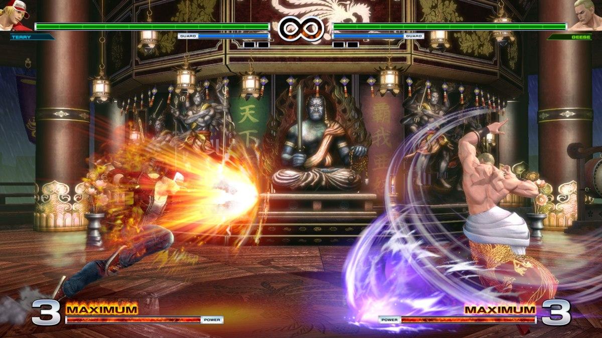 KOF XIV pierde su exclusividad en PS4 para llegar a PC