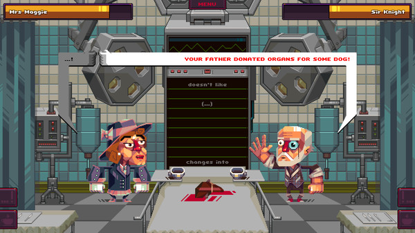 Oh...Sir! The Insult Simulator - Screenshot (5)