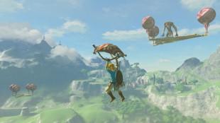 The Legend of Zelda Breath of the Wild - DLC Modo difícil (1)