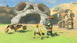 The Legend of Zelda Breath of the Wild - DLC Modo difícil (2)