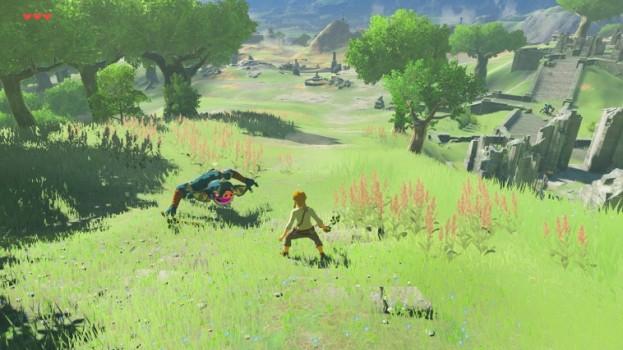 The Legend of Zelda Breath of the Wild - DLC Modo difícil (3)