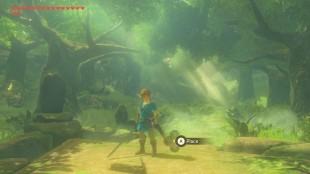 The Legend of Zelda Breath of the Wild - DLC Santuario de la espada (1)