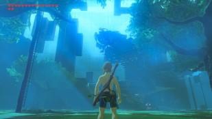 The Legend of Zelda Breath of the Wild - DLC Santuario de la espada (2)