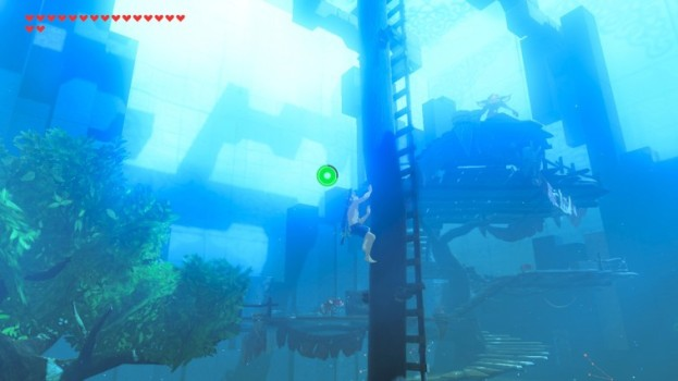The Legend of Zelda Breath of the Wild - DLC Santuario de la espada (3)