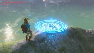 The Legend of Zelda Breath of the Wild - DLC Teletransportador (1)