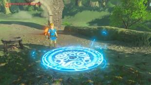 The Legend of Zelda Breath of the Wild - DLC Teletransportador (2)