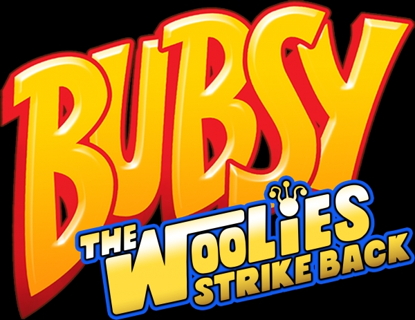 Bubsy The Woolies Strike Back - Logo
