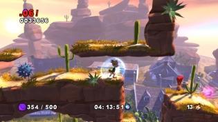 Bubsy The Woolies Strike Back - Screenshot (3)