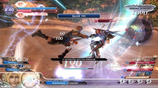 Dissidia Final Fantasy NT - Screenshot (1)