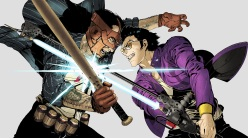 Travis Strikes Again No More Heroes - Key art (6)