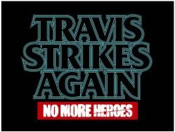 Travis Strikes Again No More Heroes - Logo