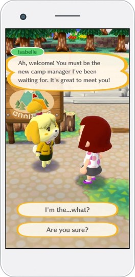 Animal Crossing Pocket Camp - Screenshot (7)