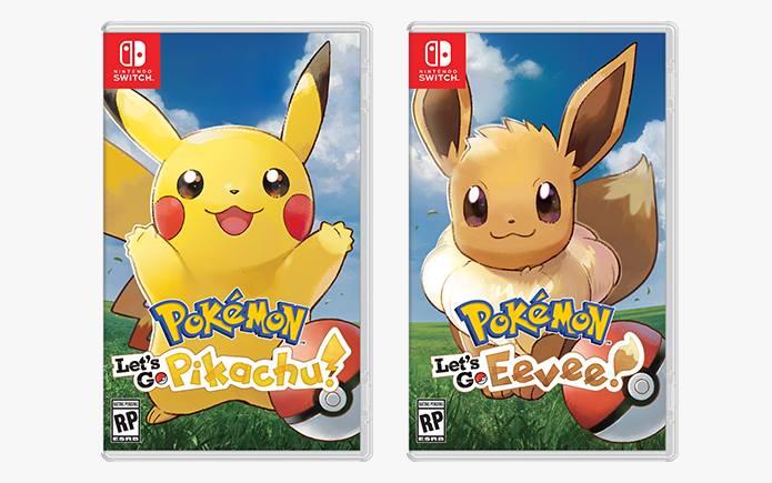 Pokemon Let S Go Pikachu El Cuarto Player