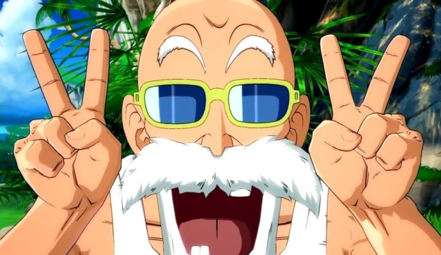 Dragon Ball FighterZ (FighterZ Pass 3) - Maestro Roshi